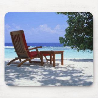 Beach Chair 6 Mouse Pad