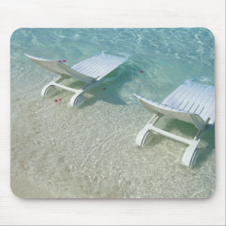 Beach Chair Mouse Mat