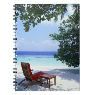 Beach Chair Notebook