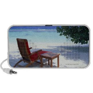 Beach Chair Notebook Speakers