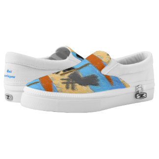 Beach Chairz Printed Shoes