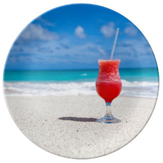Beach Cheer Plate