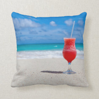 Beach Cheers Cushion