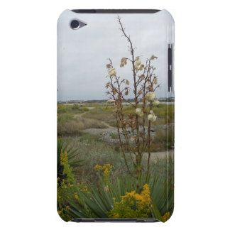 Beach Clouds and Wildflowers - Oak Island, NC Case-Mate iPod Touch Case