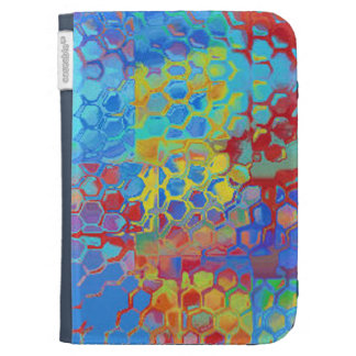 Beach Colors Abstract Cases For The Kindle