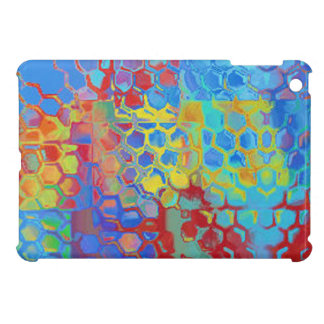 Beach Colors Abstract Cover For The iPad Mini