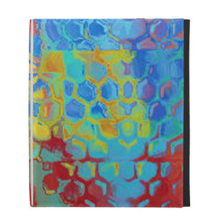 Beach Colors Abstract iPad Cases