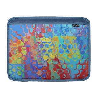 Beach Colors Abstract MacBook Air Sleeve