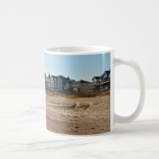 Beach Condos Basic White Mug