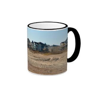 Beach Condos Ringer Mug