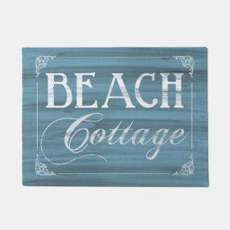 Beach Cottage Welcome Mat