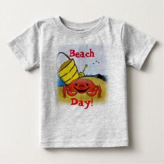 Beach Day Baby Fine Jersey T-Shirt