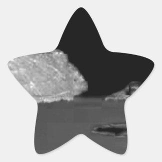 Beach Daydreams Star Sticker