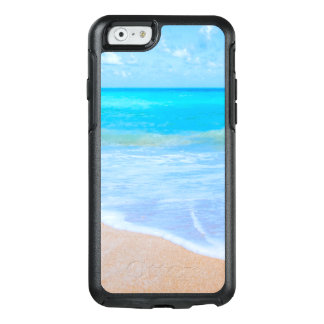 Beach Days Tropical Aqua Water OtterBox iPhone 6/6s Case