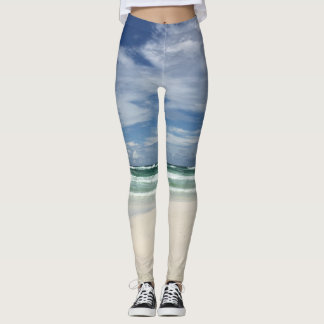 Beach day's women's leggings