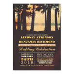 Beach - Destination Wedding Invitation