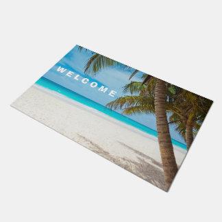 Beach Door Mat
