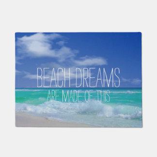 Beach Dreams 18x24 Door Mat