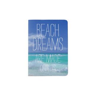 Beach Dreams Passport Holder