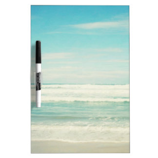 Beach Dry-Erase Board