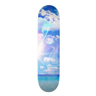 Beach Fantasy Skateboard