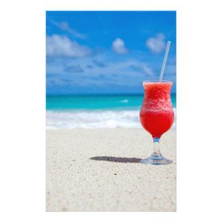 Beach Flyer Design