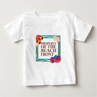 Beach Front Baby T-Shirt
