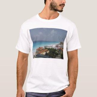 Beach Front, Cancun, Mexico T-Shirt