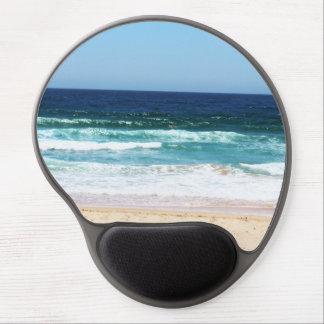 Beach Gel Mousepad Gel Mouse Mat