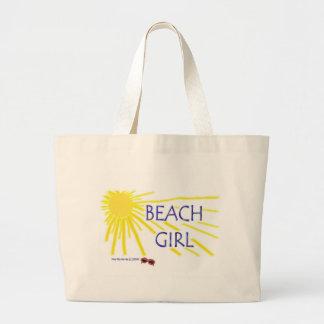 Beach Girl - Sun - Tote Bag