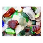 Beach Glass Postcards