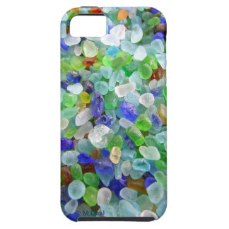 Beach Glass Tough iPhone 5 Case
