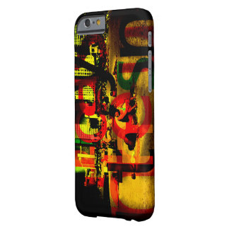 Beach Grunge Barely There iPhone 6 Case