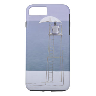Beach guard 2004 iPhone 8 plus/7 plus case