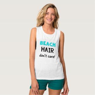 Beach Hair Don't Care Shirt, Beach Shirt