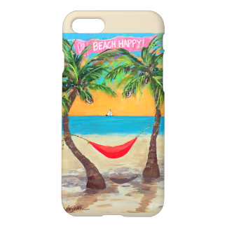 Beach Happy iPhone 7 Case