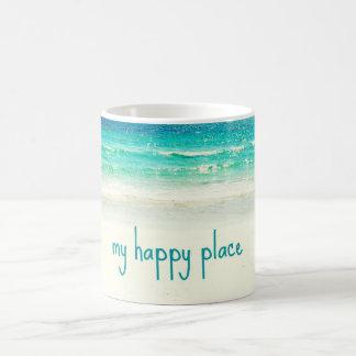 Beach Happy Place Mug