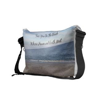 Beach Heaven Messenger Bag