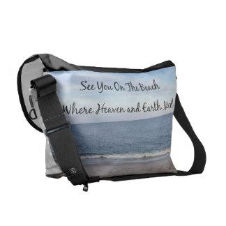 Beach Heaven Courier Bags