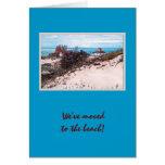 Beach house cards