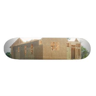 Beach House Construction Skateboard