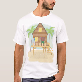 Beach House Mens T-Shirt