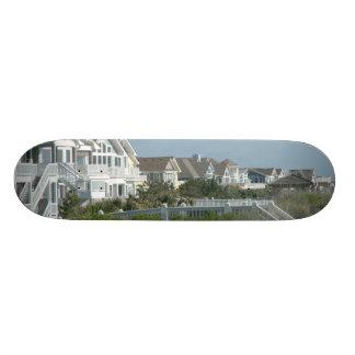 Beach House Real Estate Skate Deck