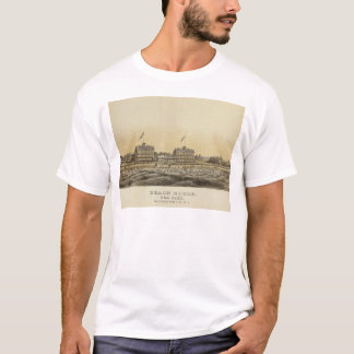 Beach House, Sea Girt, Monmouth Co, NJ T-Shirt
