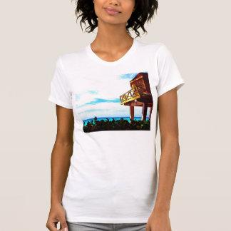 Beach House with Ocean View T-Shirt
