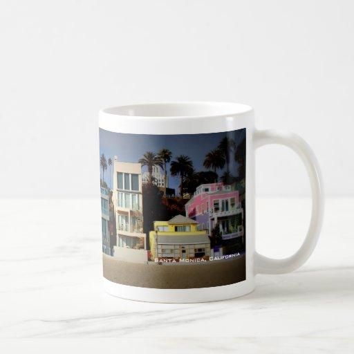 Beach Houses Mug
