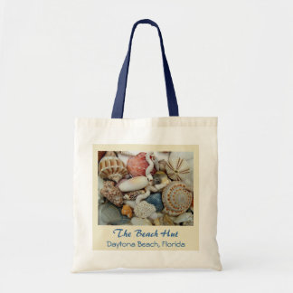 Beach Hut Business Beach Bag
