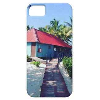 Beach Hut Cellpone Case Cover