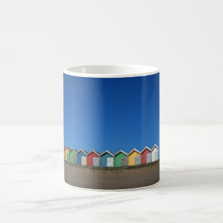 Beach Hut mug
