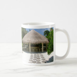 Beach Hut Coffee Mugs